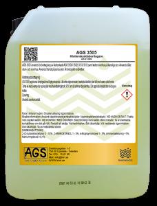 TENSID AGS 3505 WACHSENTFERNER (MIKROWACHS) 5 Liter Kanister